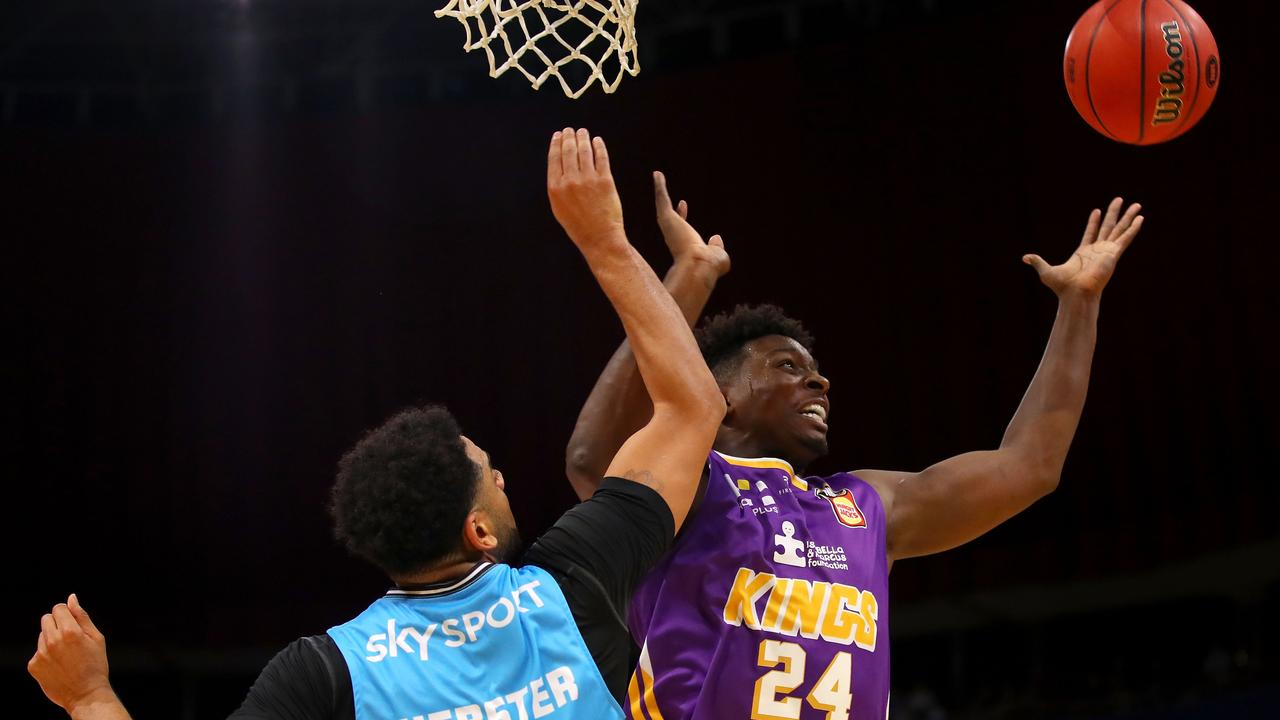 Jae'sean Tate has made a big impression in a short time at the Kings.