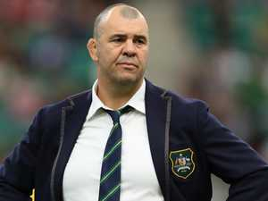 Coach Cheika failed the Wallabies