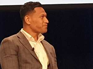 Folau made 'crazy prayer' before Insta posts