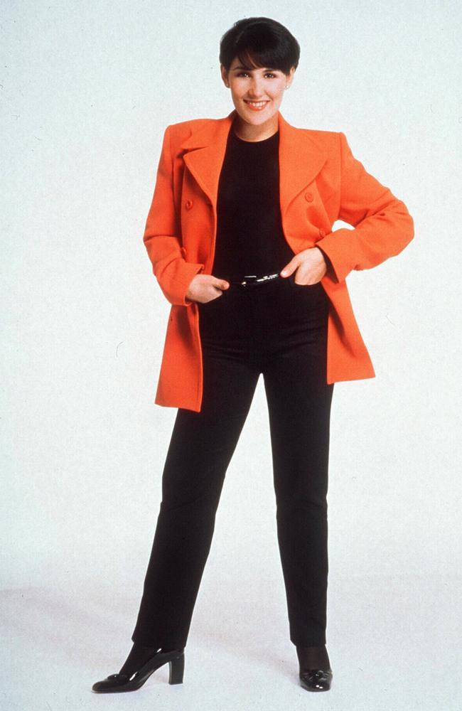 A '90s talk show queen.