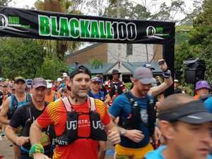 Huge field sets off on hinterland ultra-marathon