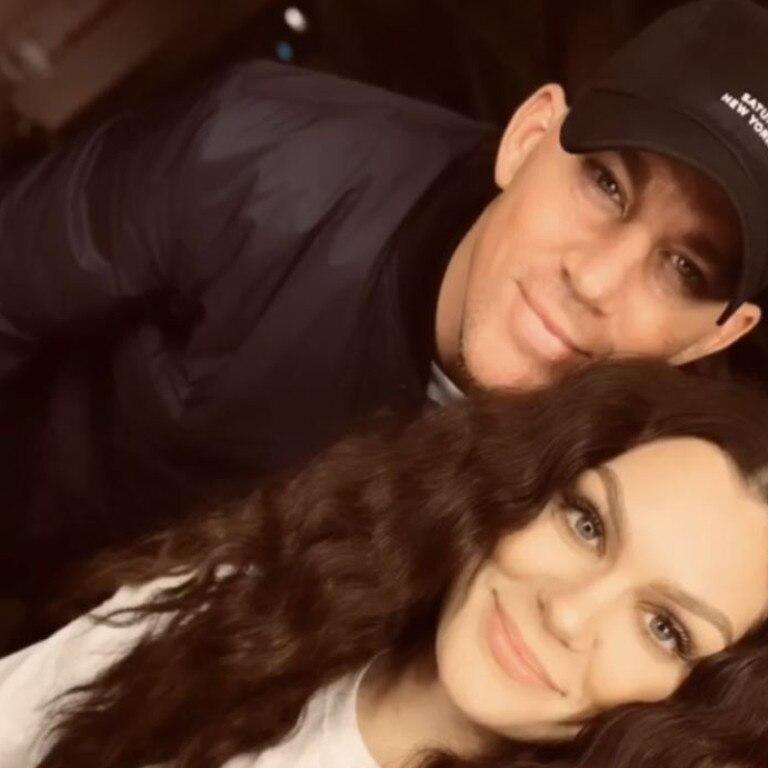 Channing Tatum and girlfriend Jessie J.