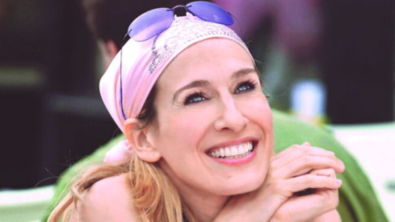Carrie Bradshaw may be appealing on-screen, but in real life most people would hate her. Picture: supplied