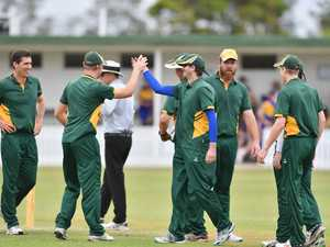 Intercity Cricket Maryborough