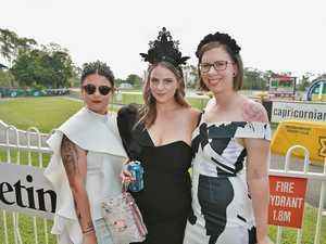 Kimberley Seaman, Angela Files and Caitlin Wiersma at