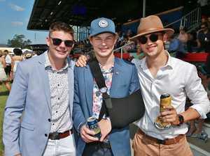 Corben Ingram, Zac Roebig and Mason Hebbard at St