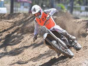 Dundowran Motorcross Action