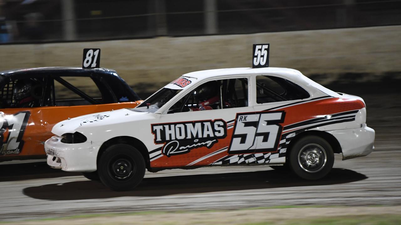 Speedway: Juniors, Brandyn Thomas.