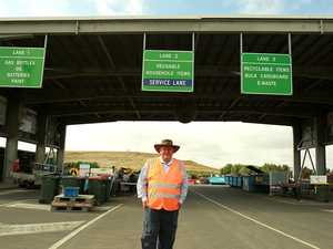 Easier to separate and recycle at landfill