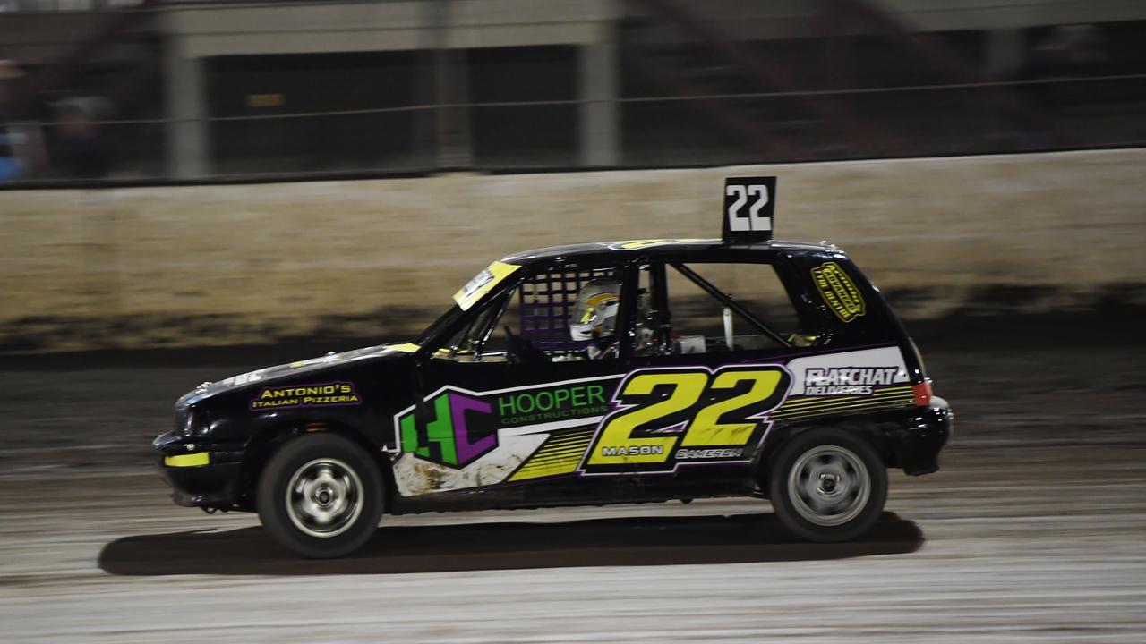 Speedway: Juniors, Mason Cameron.