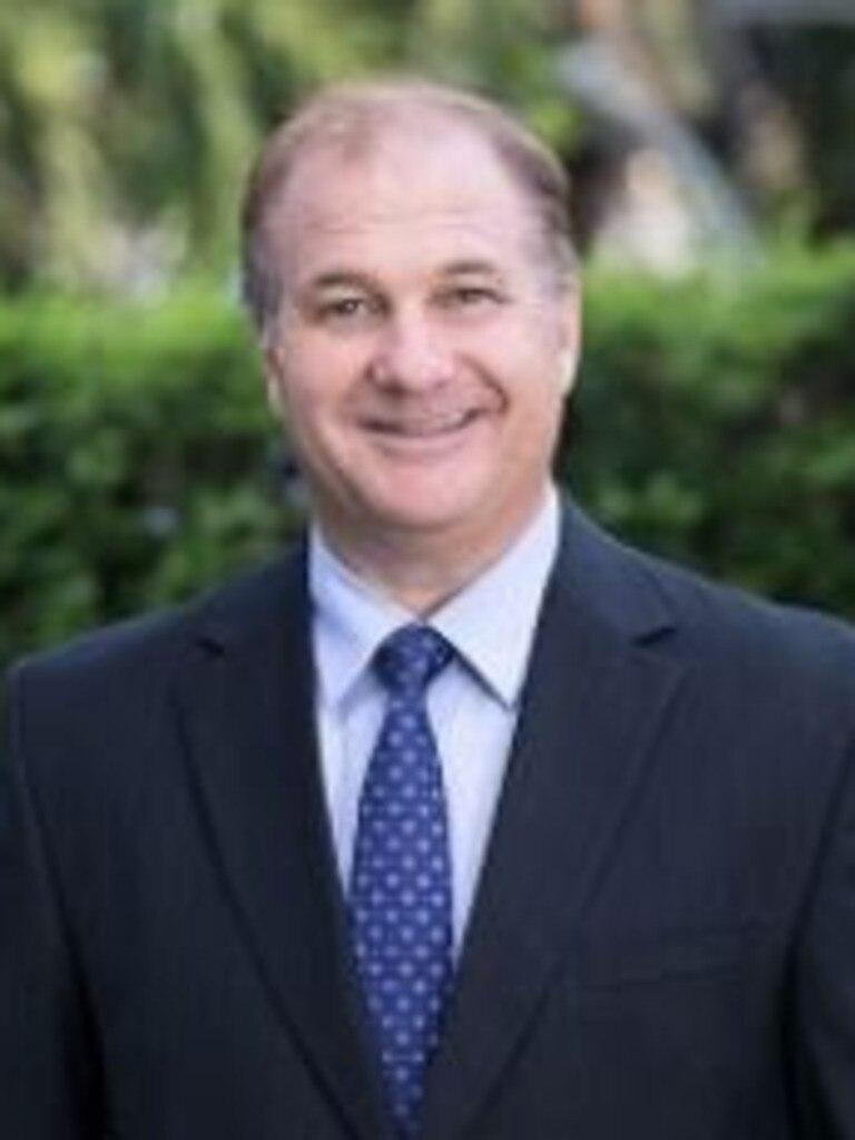 Pat O'Driscoll agent Doug Webber
