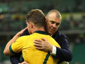 Cheika resigns with brutal parting shot