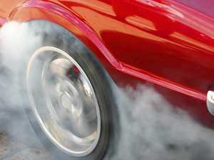 Illegal street race lands a young father in court