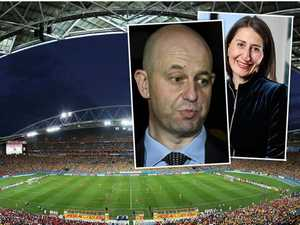 How Gladys torpedoed secret deal on suburban stadiums