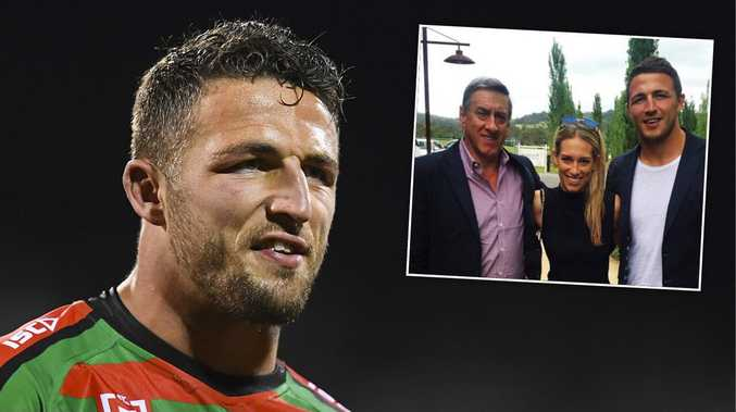 AVO taken out against NRL star Sam Burgess
