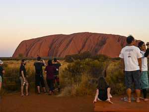 Tourists' big question about Uluru ban