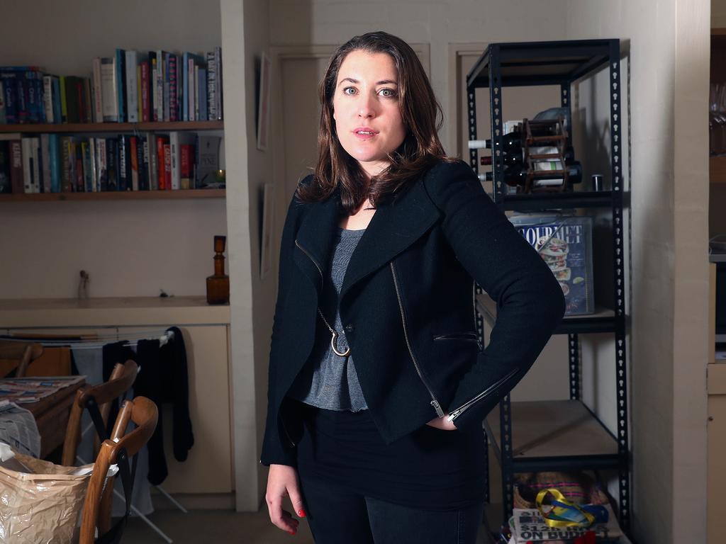 News Corp journalist Annika Smethurst. Picture: Gary Ramage