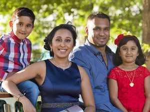 Why ex-Sri Lankan family chose to call Toowoomba home