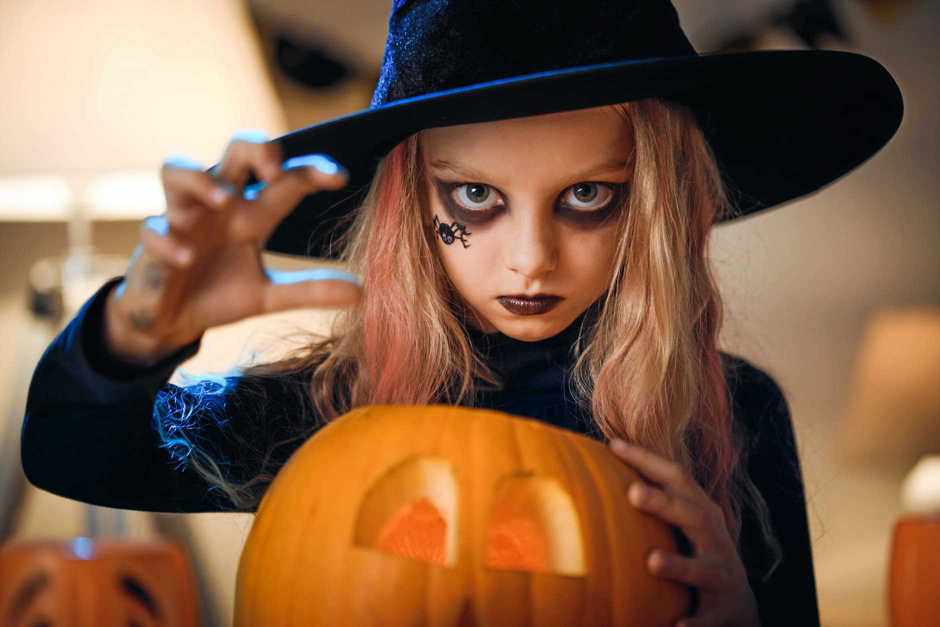 Halloween is a fun night for kids to dress up.