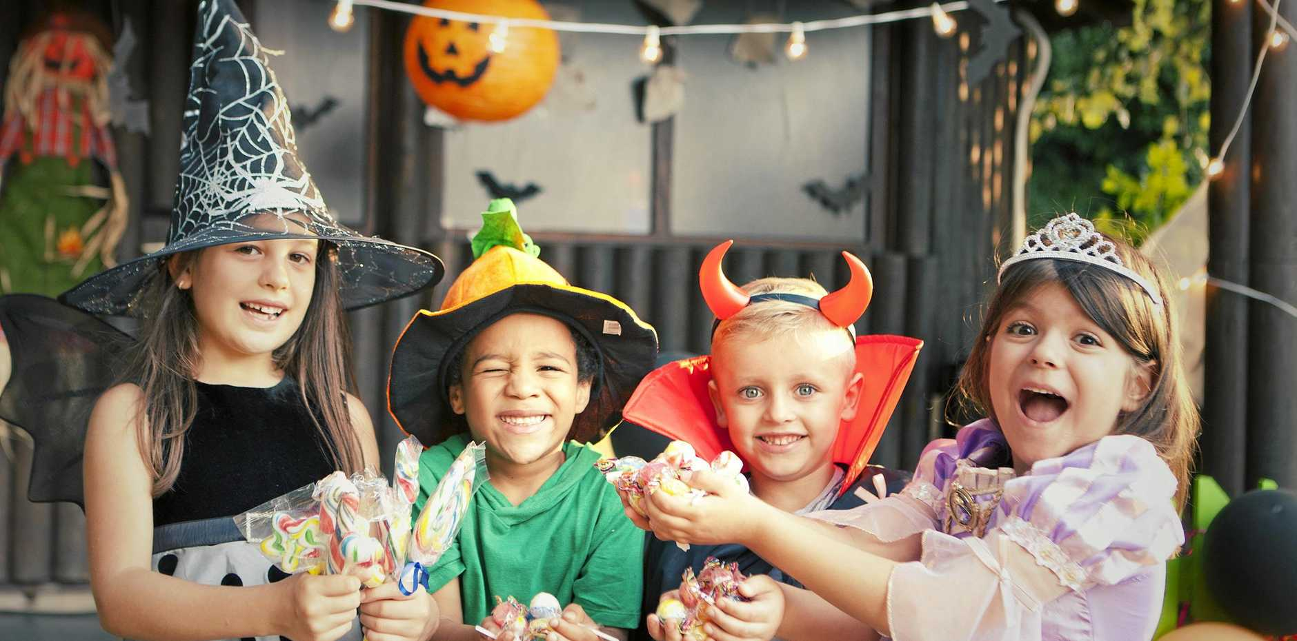 SPOOKY FUN:: Find the perfect activity for you and your family in our Halloween guide.