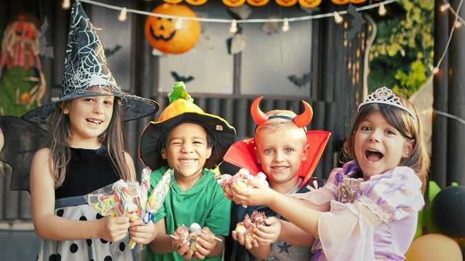 11 fang-tastic Halloween events to scare the pants off you