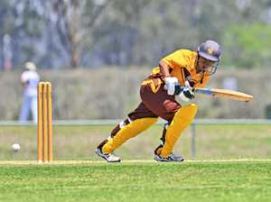 Hornets cricketers create ton of history