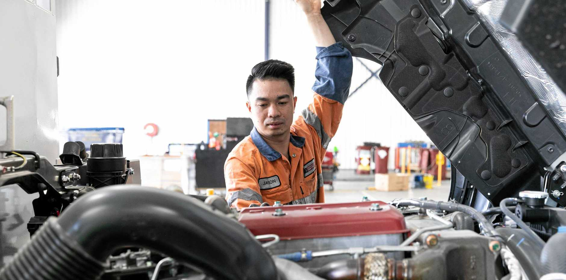 NEW APPROACH: Hino Australia has initiated a new international recruitment program to address the national shortage of skilled heavy vehicle mechanics.