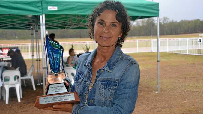 More female jockeys are needed