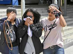 'I love you mum': Teen accused of murder sobs in dock