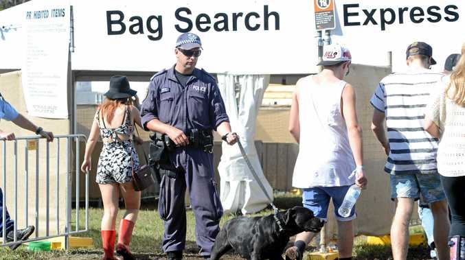 Splendour cop 'seriously careless' with strip search: Inquiry