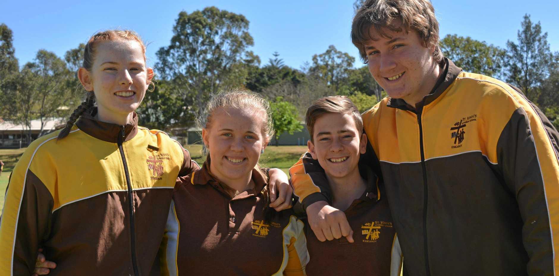 St Johns teachers were nominated amongst others: Emma Wilks, Chloe Black, Hugh Wyvill, and Isaac Jones.