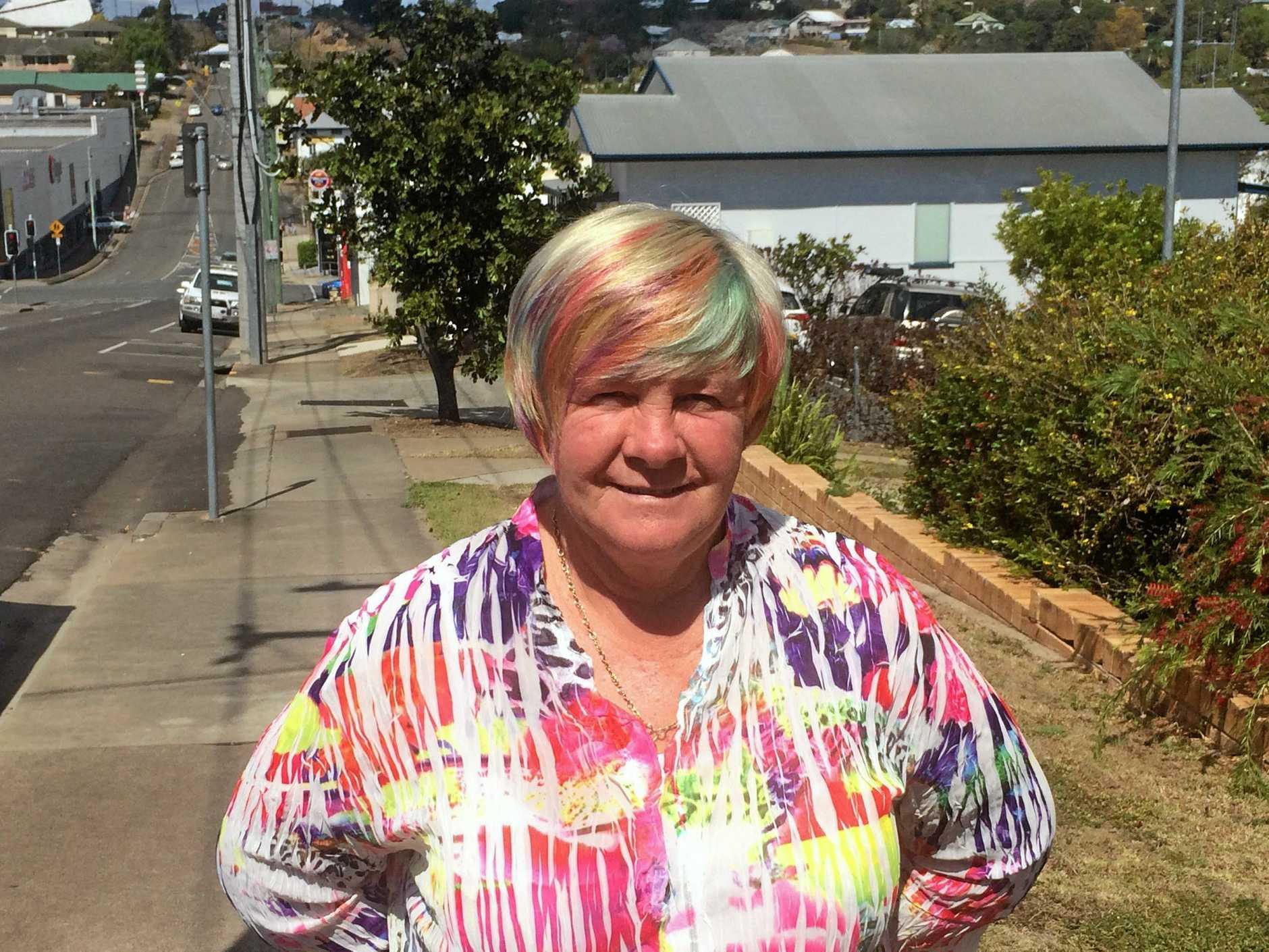 Marlene Owen in Nash St
