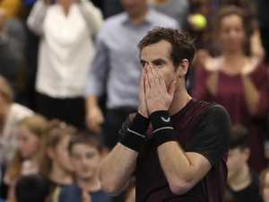 Tears flow as Murray celebrates miracle