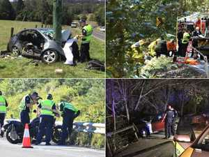Tragic toll: 11 lives lost on Sunshine Coast roads