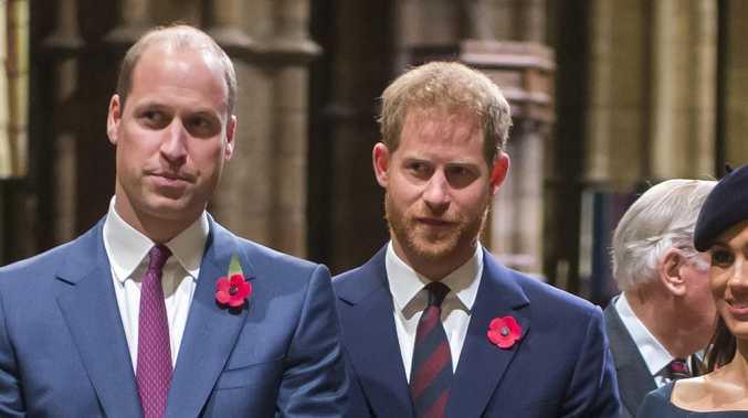 Harry finally confirms royal rift