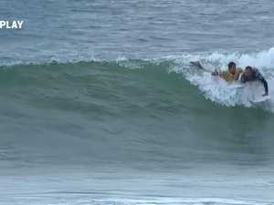 Controversy hits surfing world title race