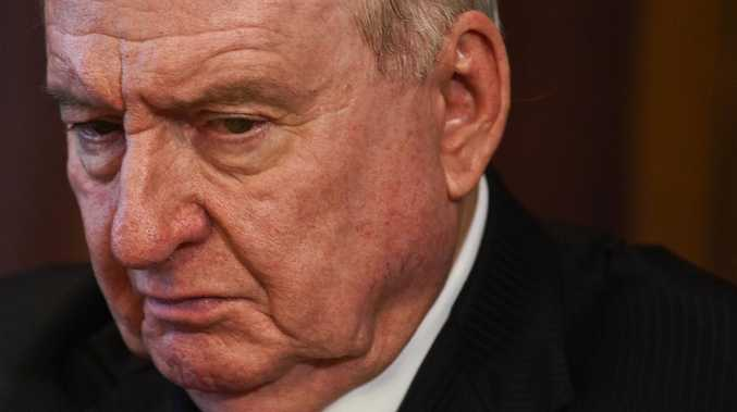 Alan Jones' feud with PM gets personal