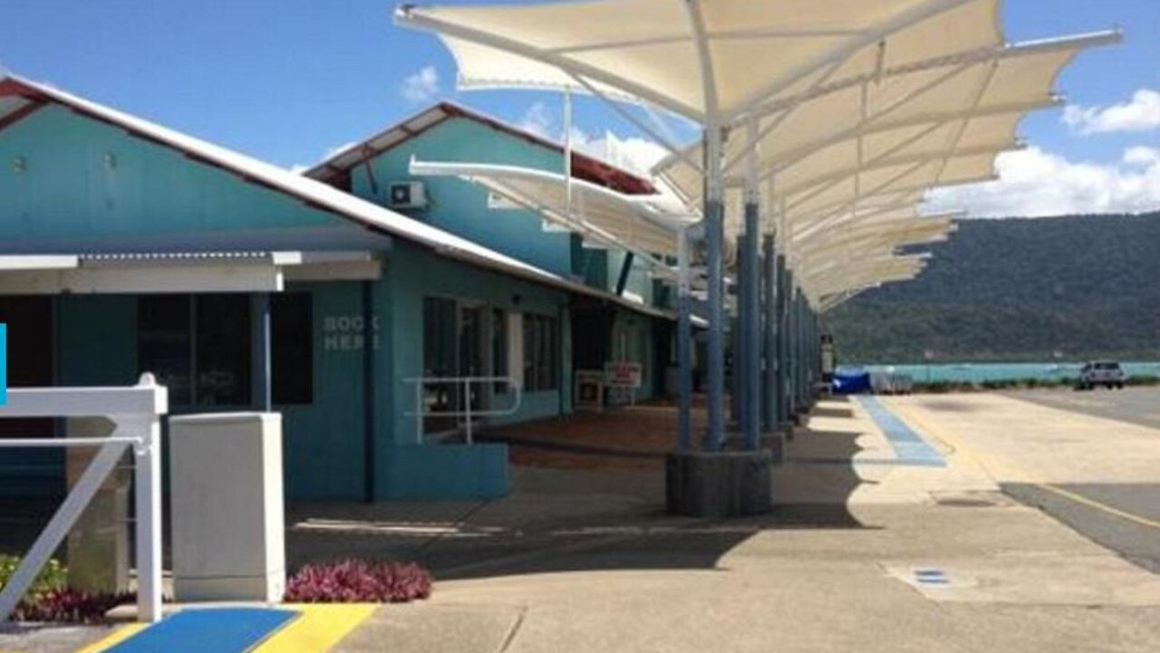 RESTORATION: Shute Harbour Marina before Cyclone Debbie damage. Picture: Supplied