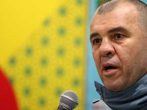 World reacts to 'selfish' Wallabies coach