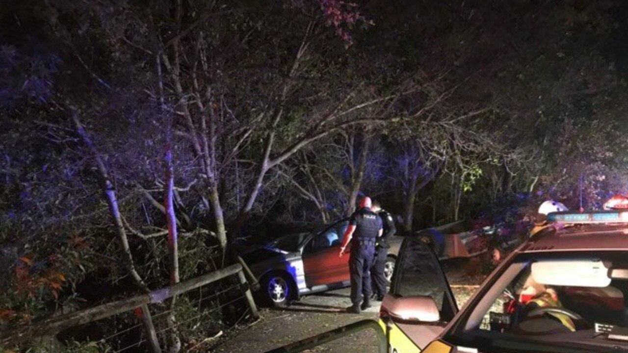 The 29-year-old man died after he lost control and crashed into a tree on David Low Way at Peregian Beach. Photo: Contributed