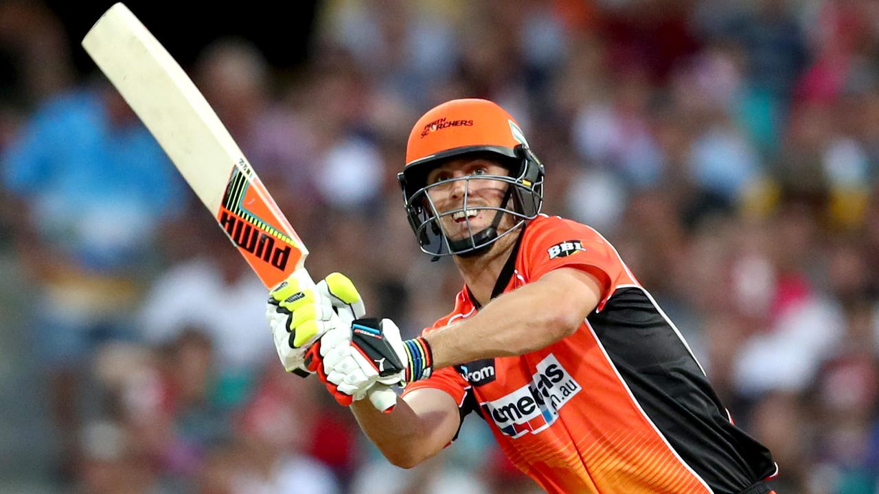 Mitchell Marsh is a proven Big Bash player. Picture: Gregg Porteous