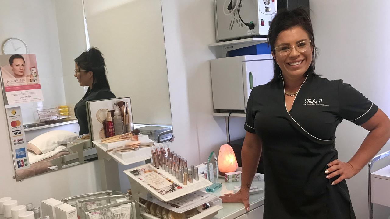 PLASMA PIONEER: Studio 11 Advanced Skin Treatments beauty technician and owner Liz Sarbell is excited about a revolutionary skin therapy she is offering to Mackay residents.