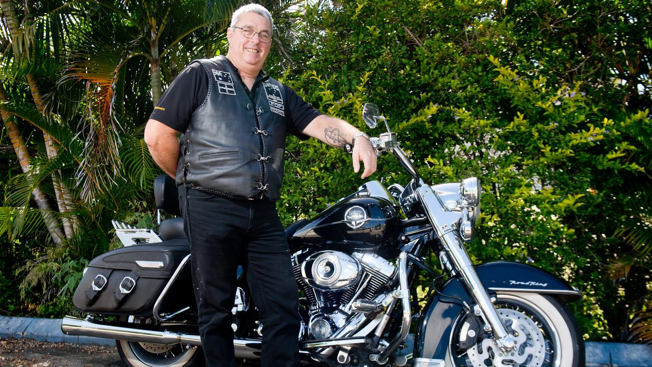 Dedicated Mackay motorcyclist Wes Carlton was tragically killed in a highway crash in New South Wales on Sunday.