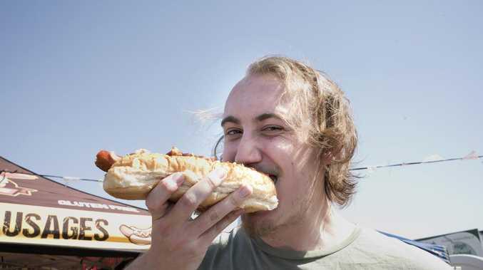 PHOTOS: Street food festival proves a tasty hit