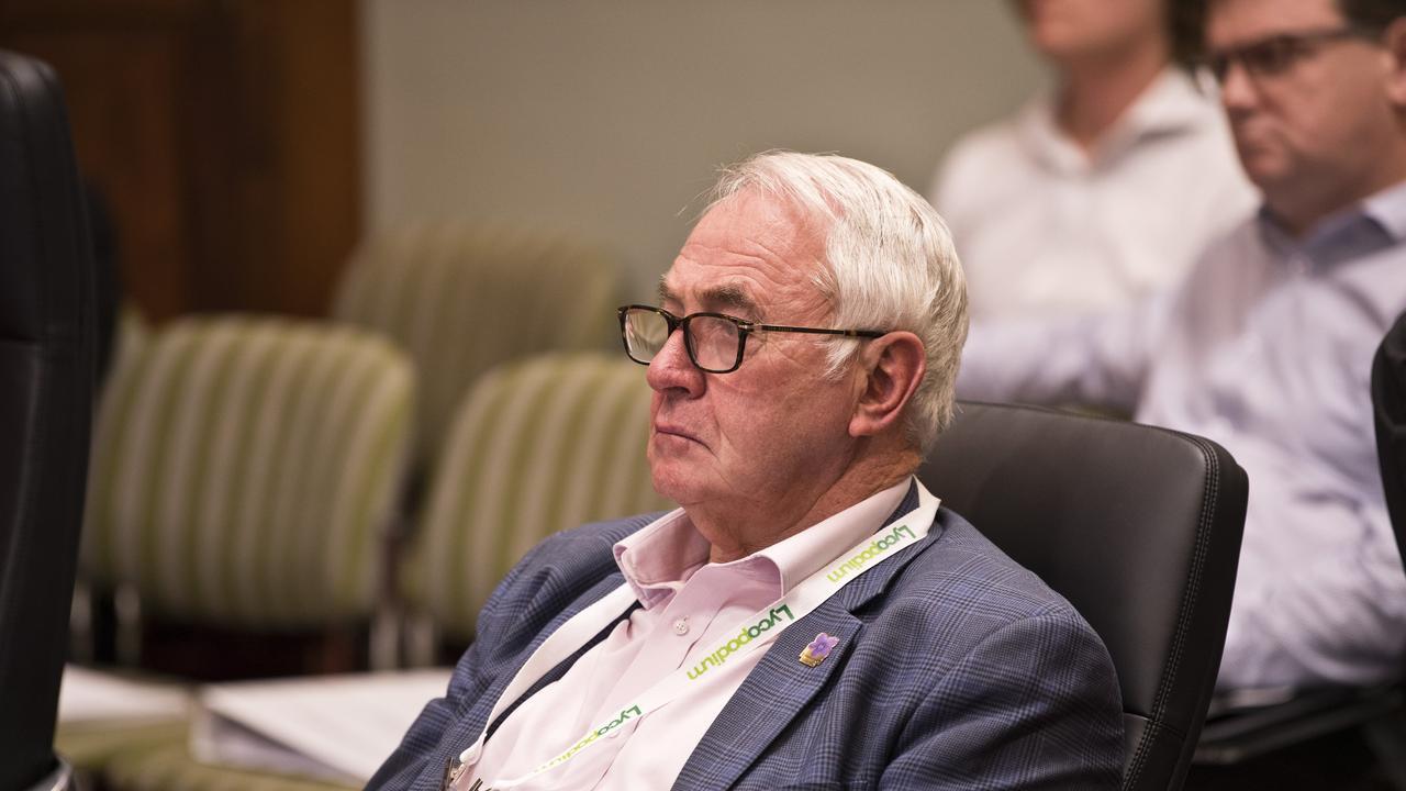 Mayor Paul Antonio.