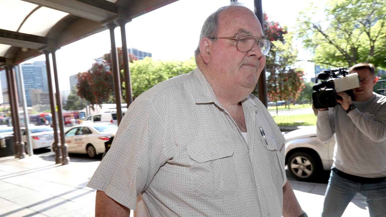 Peter Dansie has pleaded not guilty to murder. Picture: AAP / Kelly Barnes