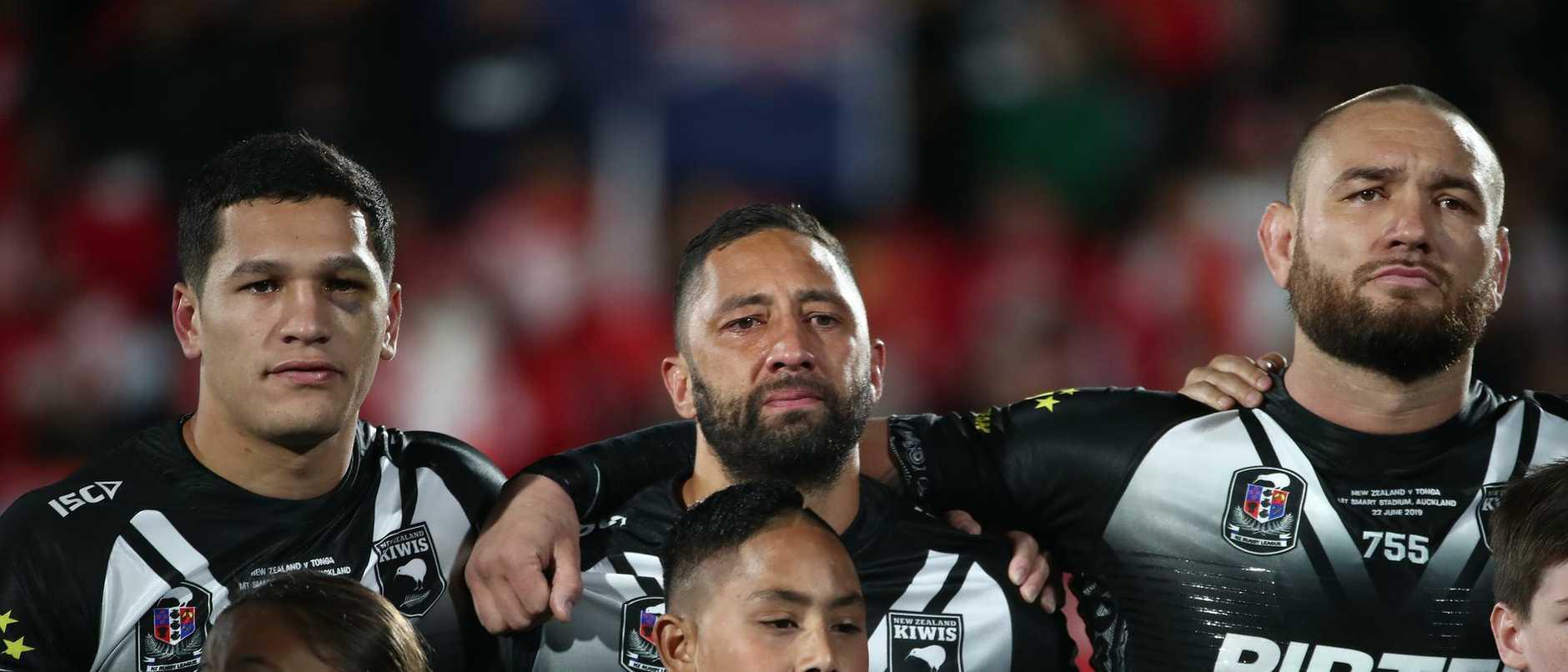 Kiwis v Mate Maa Tonga