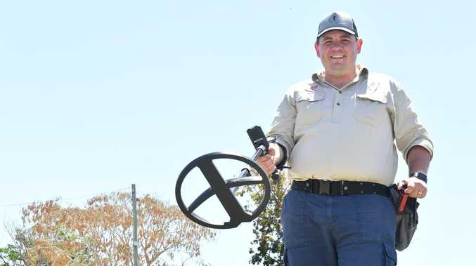 Metal detecting world champion's winning secret revealed