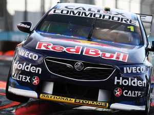 Whincup wants less pain in rain