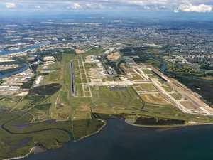 Incredible discovery beneath new runway